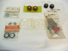 Vintage Cobra Roadster Slot Car Kit