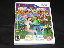 New Active Life: Magical Carnival (Nintendo Wii, 2011) Factory Sealed