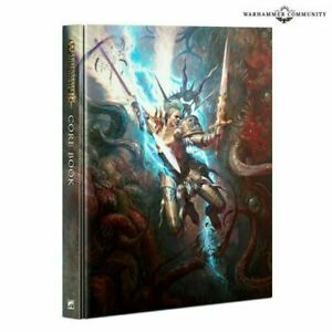 Warhammer Age of Sigmar Dominion - 3rd Edition Core Rulebook