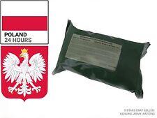 Confezione di razione dell'Esercito Polonia S-RG. razione Militare -24 ore-pasti pronto da mangiare (MRE)