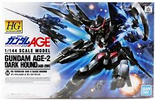 Bandai Gundam 1/144 HG  #24 AGE-2DH Gundam Age-2 Dark Hound Model Kit USA Seller