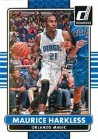Maurice Harkless 2014-15 Panini Donruss Basketball Base Card #161 Orlando Magic