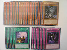 Dark World Deck * Ready To Play * Yu-gi-oh