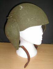 Rare WW-II USAAF Air Crew M.3 Pattern Armoured Anti-Flak Steel Helmet 1943-1945
