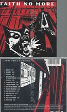 CD--FOOL FOR LIFE | IMPORT/ FAITH NO MORE--KING FOR A DAY