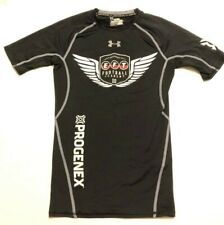 Under Armour Heat Gear Compression Shirt Adult Small Eft Football Academy