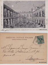 # CIVITA CASTELLANA - IL FORTE - AMNISTIA DATA DA PIO IX NEL 1846 AI DETENUTI ..