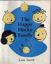 Lane Smith, HAPPY HOCKY FAMILY, 1993, SIGNED, 3rd Printing