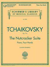 Tchaikovsky The Nutcracker Suite Op. 71a Piano Duet Play-Along 050489937