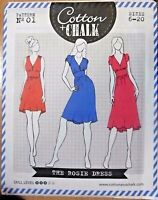 The Rosie Dress Sewing Pattern no.01 size 6-20 new