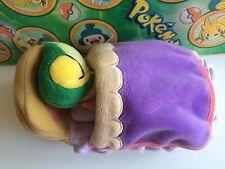 Pokemon Center Japan Plush Sleeping Snivy Bed Pokedoll stuffed figure toy go