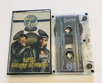 Tha Dogg Pound Dogg Food Death Row Records Cassette Tape Dr Dre Daz Kurupt Snoop
