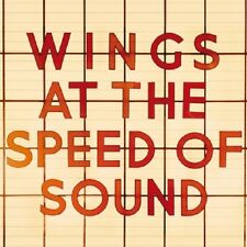 PAUL McCARTNEY & WINGS Wings At The Speed of Sound LP Record US Captiol 1976