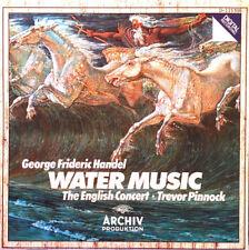* DISC ONLY * / CD / Handel - The English Concert  Trevor Pinnock – Water Music