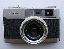 Appareil Photographique 24x36 Télémètrique Minolta AL-F