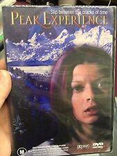 Peak Experience brand NEW/sealed region 4 DVD (2003 adventure movie) RARE