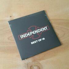 Independent Skateboard Trucks Best of 18 Skate Video DVD in Plastic 2018