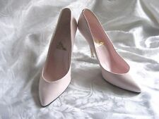 "AMOUR PINK CLASSIC PUMPS, Pink Blush Color Pointy Toe High Heels 4""  Size 7 M"