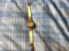 Omega Ladies 9ct Gold Watch