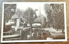 More details for pulls ferry norwich  rp  postcard artur bunting & co 9 day sale card 1907