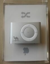 Apple iPod shuffle 1 GB ** RARE silver CAMEL Limited Collector's Edition RARITÄT