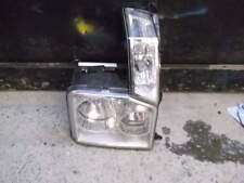 2006 JEEP COMMANDER Limited CRD Headlamp NSF