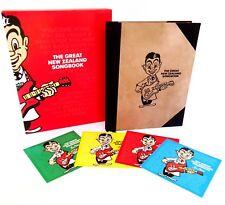 The Great New Zealand Songbook 2CD Split Enz-Dragon-Dave Dobbyn-Bic Runga-Deluxe