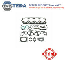 ENGINE TOP GASKET SET ELRING 018180 I FOR ASTRA HD 7,HD 8 272KW,309KW,346KW