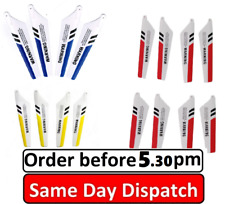 Syma S107G-02 Main Rotor Blade Set - Spare Parts - UK Stock Red Blue Yellow