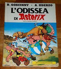 """Goscinny-Uderzo """"L'ODISSEA DI ASTERIX"""" Mondadori (cartonato, 1990)"""