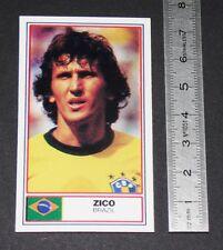 FOOTBALL 1983-1984 ZICO BRASIL BRESIL FLAMENGO UDINESE JAPAN NIPPON PANINI