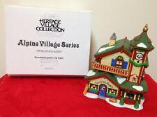 Spielzeug Laden Alpine Village Series Heritage Department 56 #56192 1997 Retired
