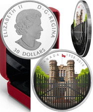 1908-2018 Royal Canadian Mint Gate 110th Anniv. $30 2OZ Silver Proof Canada Coin