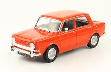 SIMCA 1000 1969  1:24 New & Box Diecast model Car miniature