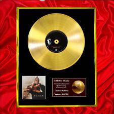 NOTORIOUS BIG BORN AGAIN CD GOLD DISC LP VINYL