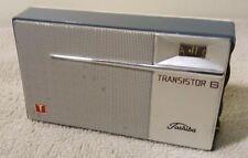 TOSHIBA TRANSISTOR RADIO LOOKS GREAT & GREAT SOUND!
