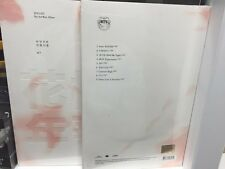 BTS 3rd Mini Album IN THE MOOD FOR LOVE PT1 CD + PHOTOBOOK +PHOTOCARD [Pink Ver]