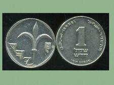 ISRAEL 1 new sheqel  1994