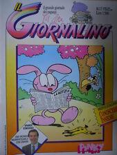 Giornalino 17 1988 Piccolo Dente di L. Landolfi - Uomini senza Gloria [C21]R1