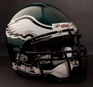 MICHAEL VICK Edition PHILADELPHIA EAGLES Riddell AUTHENTIC Football Helmet