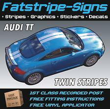 AUDI TT STRISCE AUTO VINILE grafica decalcomanie adesivi ott 1.8 3.2 V6 Quattro Sport