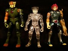 THUNDERCATS - Lot of  action figures 2011 bandai cartoon network collectables