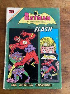 BATMAN #462 FLASH DC COMICS INFANTINO SPANISH MEXICAN COMIC 1969 N