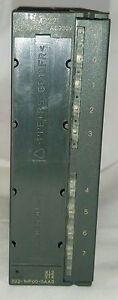 Siemens 6ES7322-1HF00-0AA0 SIMATIC S7-300 SM322 Digital Output, 8-P, Relay 2A