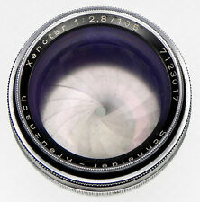 Schneider 105mm f2.8 Xenotar Barrel Lens  #7123017 ........ Parts