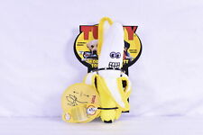The Original Tuffy Banana Dog Toy 2 in 1 plush and Squeaker