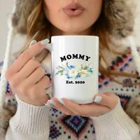 Mommy Coffee Mug Mother's Day Gift New Mom Gift Pregnancy Reveal Mug Baby Mug