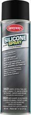 Sprayway 945 Silicone Spray , STOPS STICKING,non-staining. FDA Approval; can be