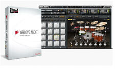Steinberg Groove Agent 4, drums, agent 5, beats FREE upgrade to next version