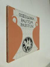 POSEIDONIA PAISTOM PAESTUM Soprintendenza Archeologica di Salerno 1997 da